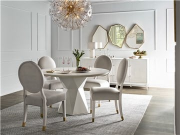 Thumbnail Geranium Dining Table