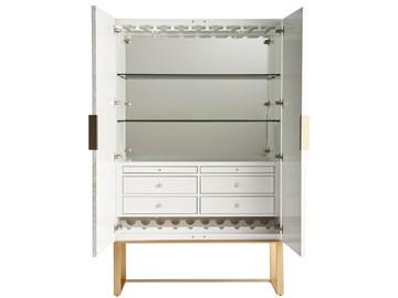Thumbnail Opaline Bar Cabinet