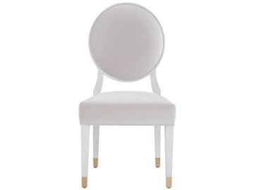 Thumbnail Love Joy Bliss Oval Side Chair
