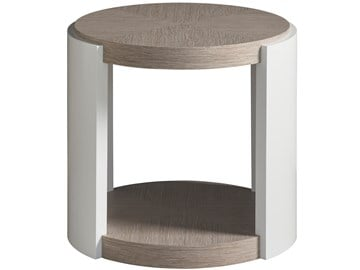 Thumbnail Round End Table