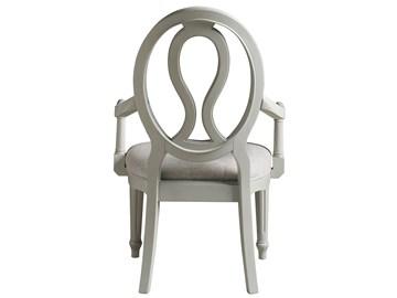 Thumbnail Pierced Back Arm Chair