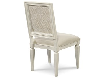 Thumbnail Woven Accent Side Chair