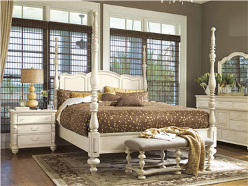Savannah Poster Bed (King)