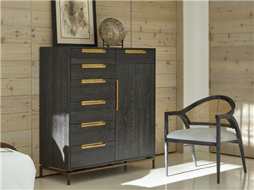 Thumbnail Gable Dressing Chest
