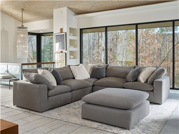 Thumbnail Palmer 5 piece Sectional