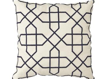 UniBlue Trellis Pillow