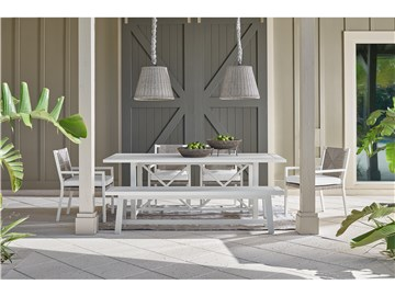 Thumbnail Tybee Rectangle Dining Table