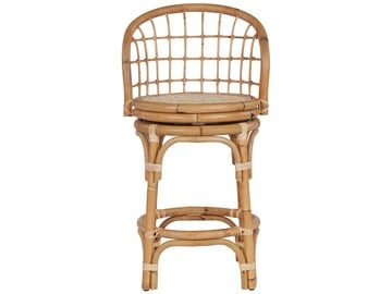 Thumbnail Rattan Counter Stool