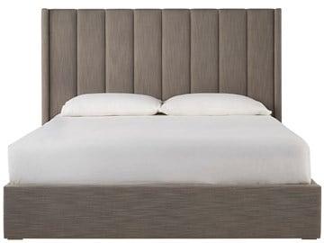 Thumbnail Upholstered Shelter King Bed