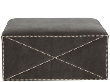 Thumbnail Ripley Square Cocktail Ottoman - Special Order