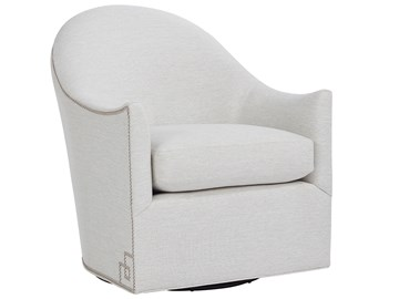 Thumbnail Roscoe Swivel Chair - Special Order