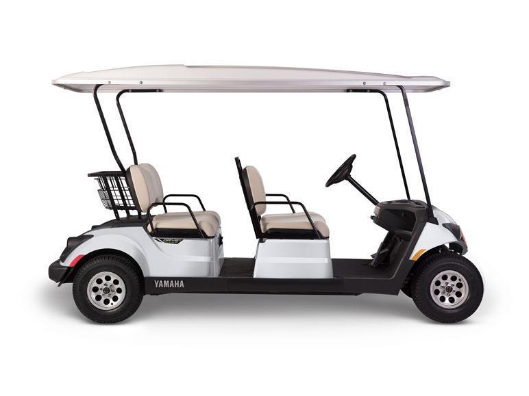 Personal Concierge 4 - Yamaha Golf Car