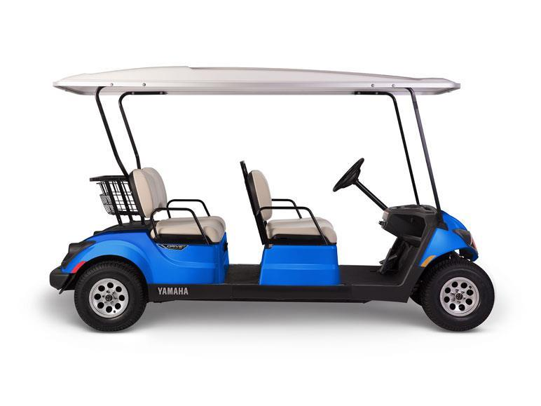Aqua Blue 4 Passenger Example