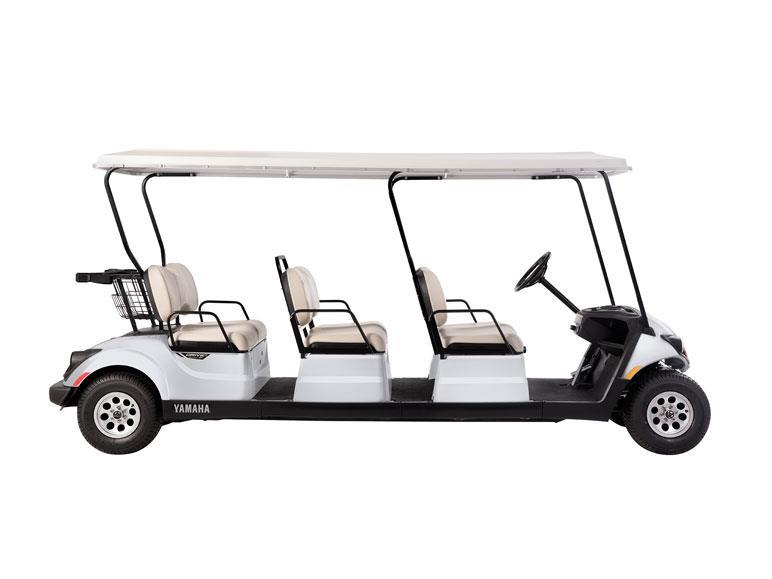 Golf Concierge 6 - Yamaha Golf Car