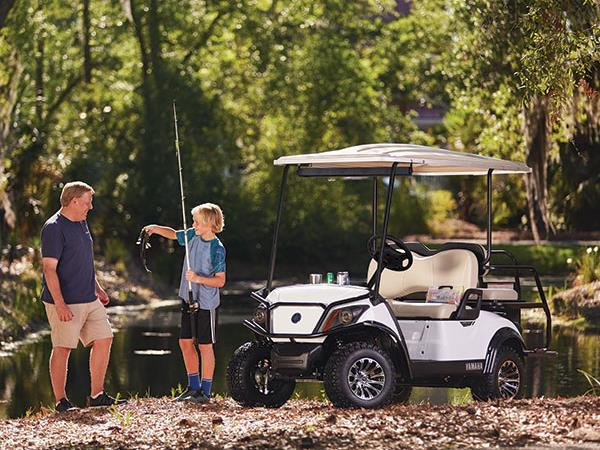 Find Your Model/Serial Number - Yamaha Golf Car