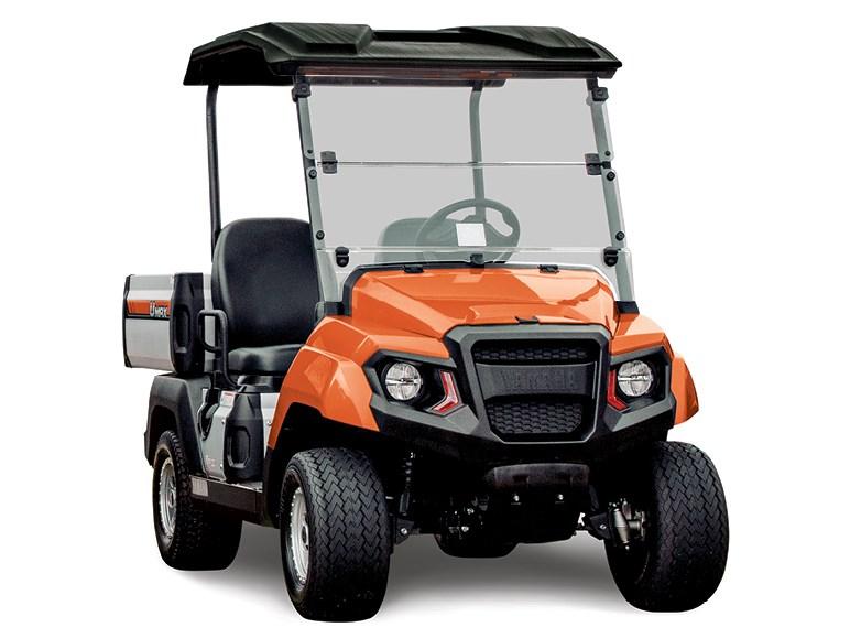 Noble Orange Umax One Example