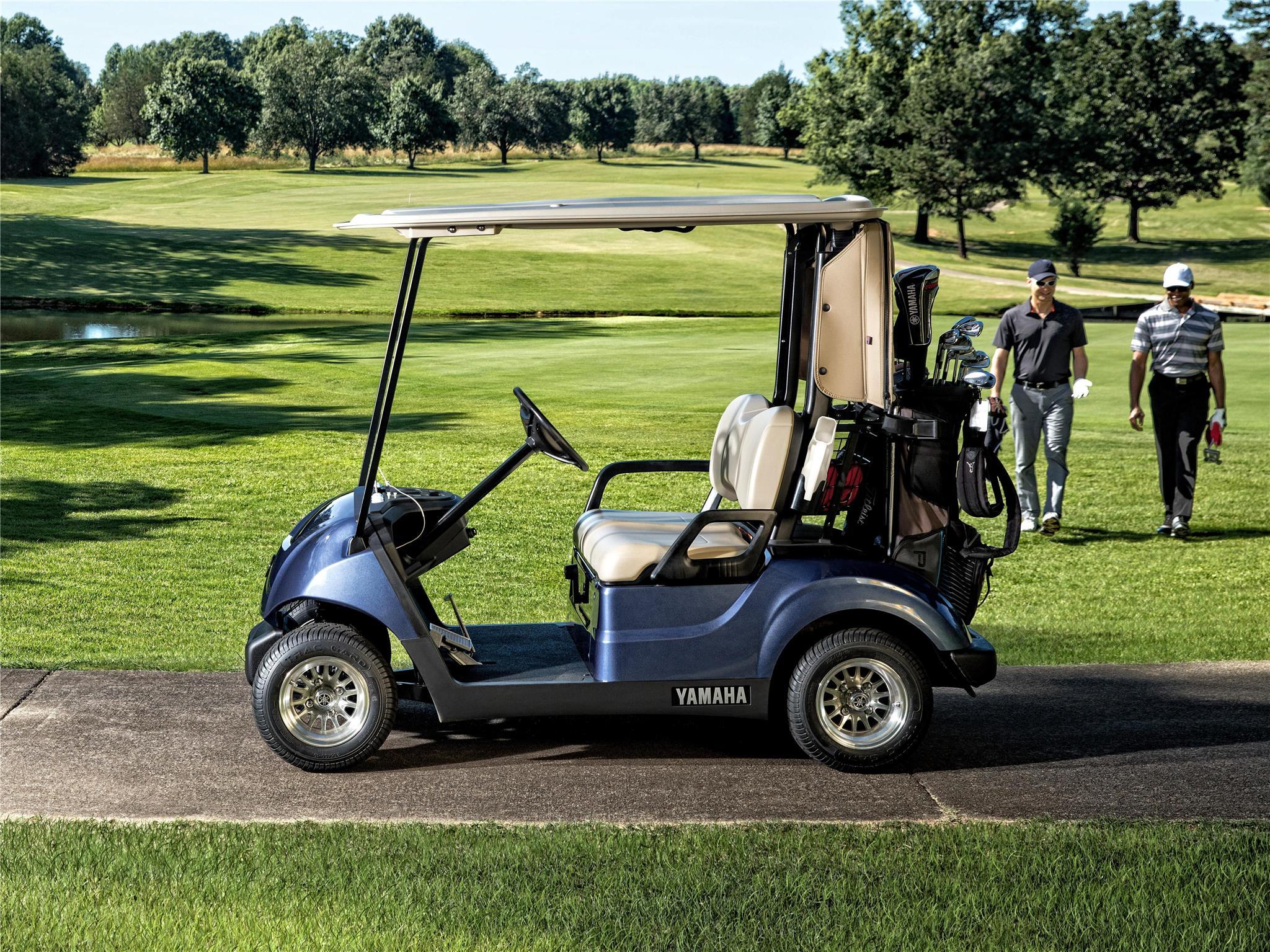 Golf The Drive 2 Fleet Yamaha Golf Car