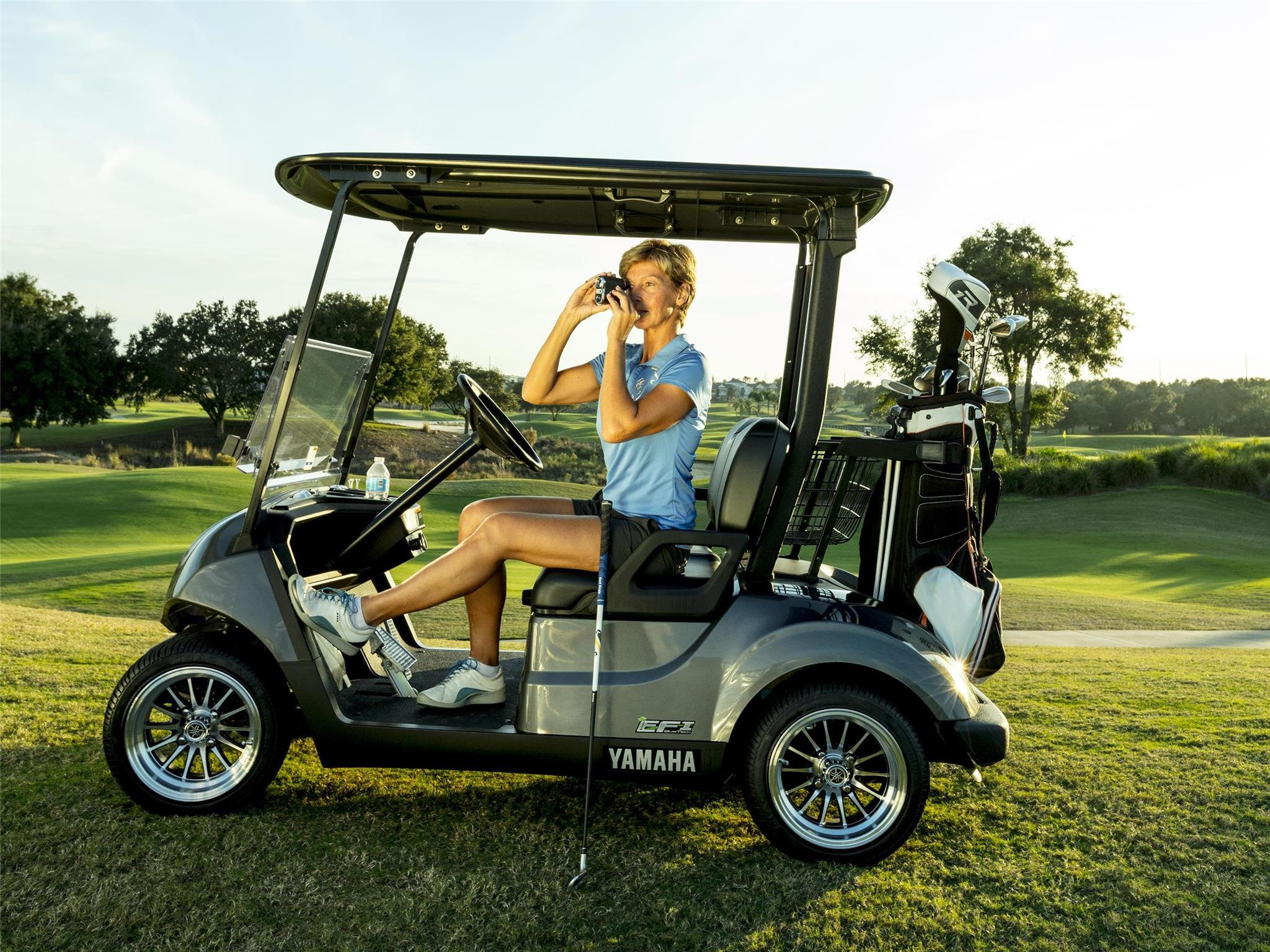 Golf The Drive 2 - Fleet - Yamaha Golf Car Golf Top Cart Framesyamaha on