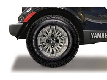 "10""  Black Wheels"