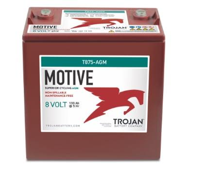 Motive T875-AGM Batteries