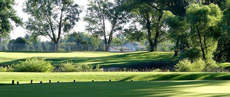 Airport and Prairie View Golf Club