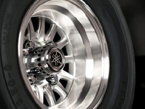14-Spoke Alloy Wheels