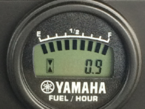Fuel Gauge / Hour Meter
