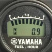 Fuel Gauge / Hour Meter