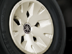 Sandstone Wheel Covers