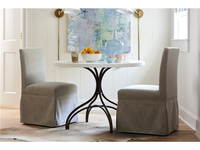 Skirted Dining Chair