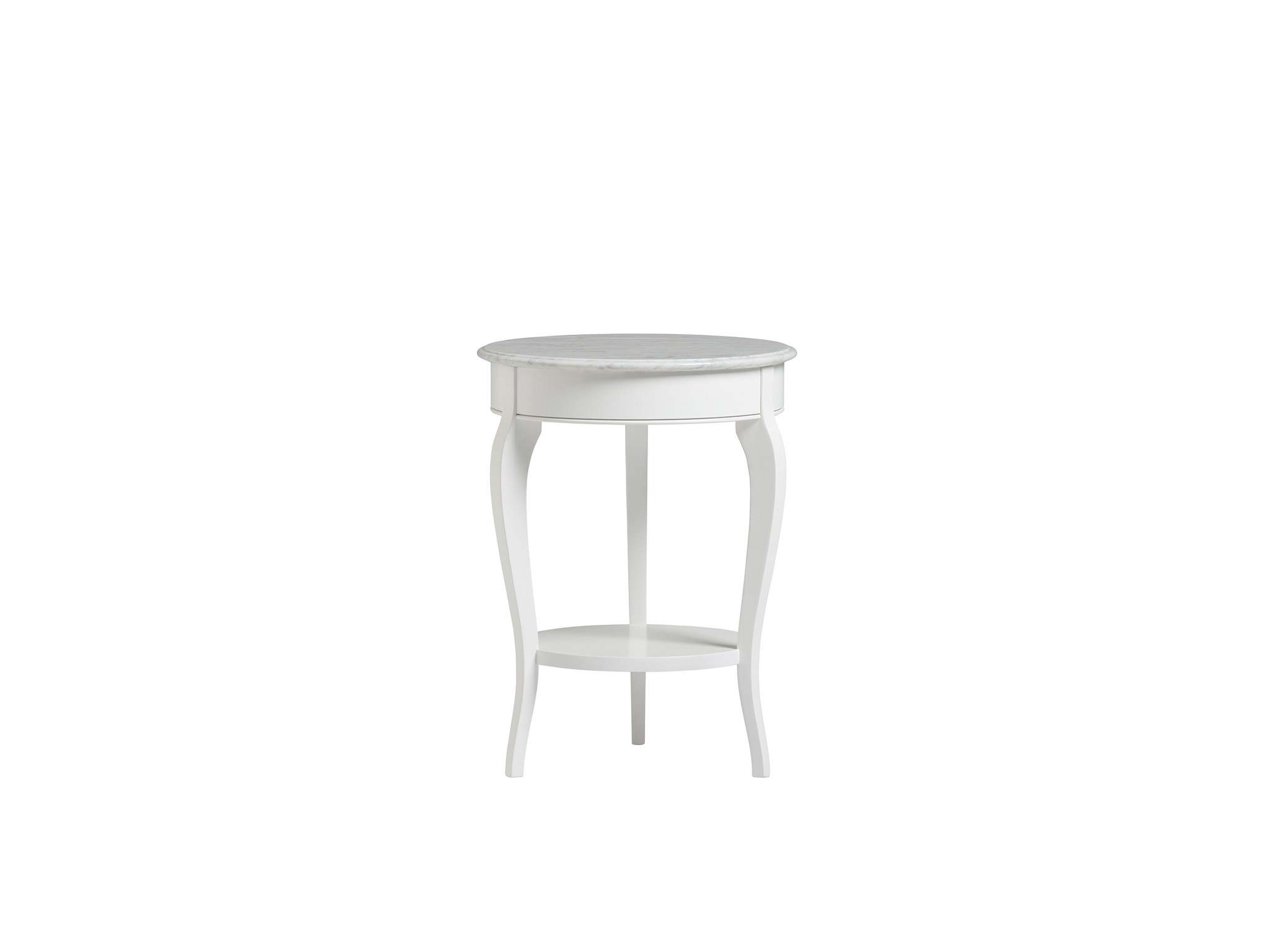 Marble Accent Table