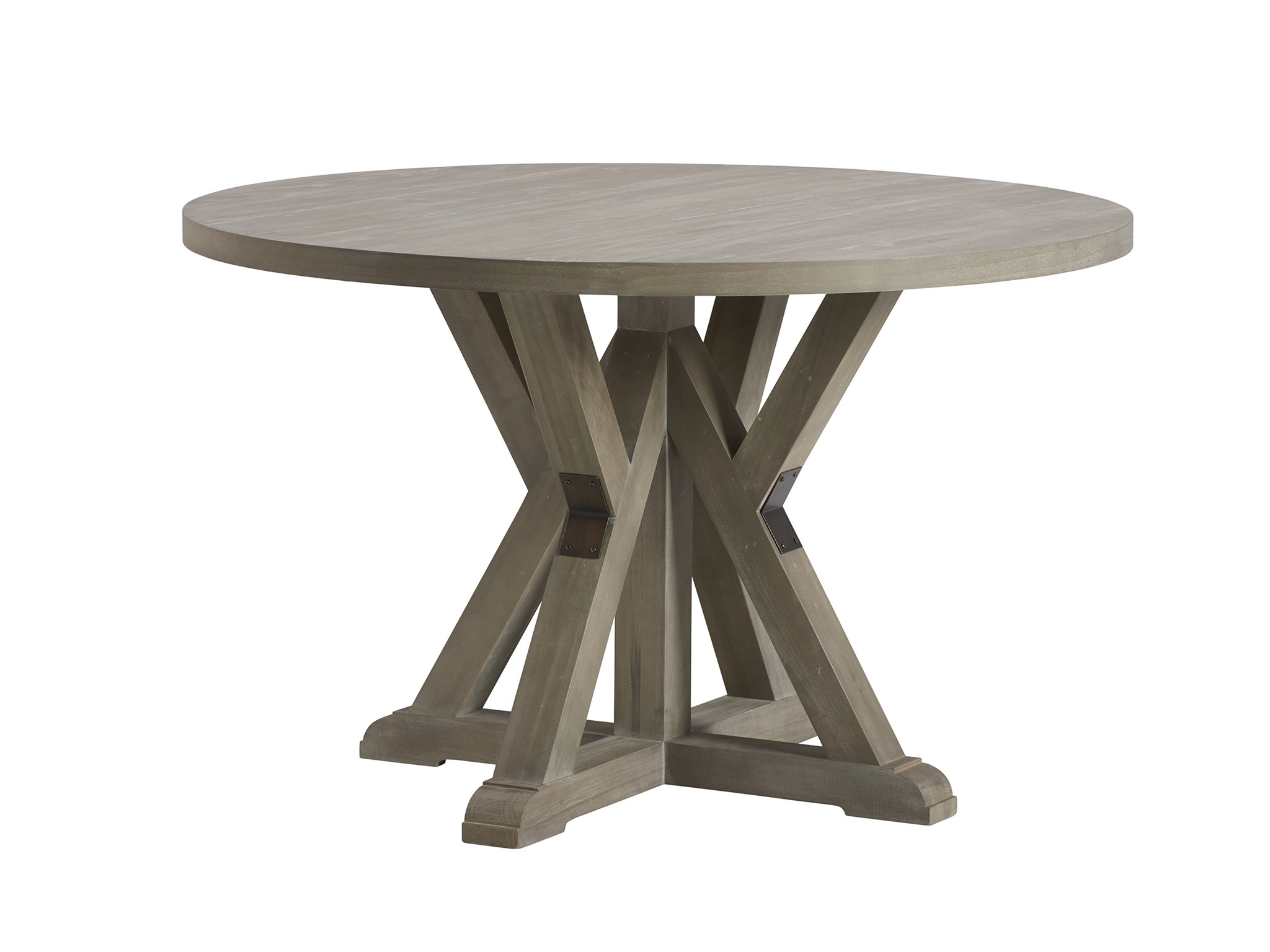 Round Trestle Table Younghouselove Website